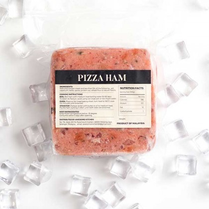 Pizza Ham 比萨火腿 (400gm)