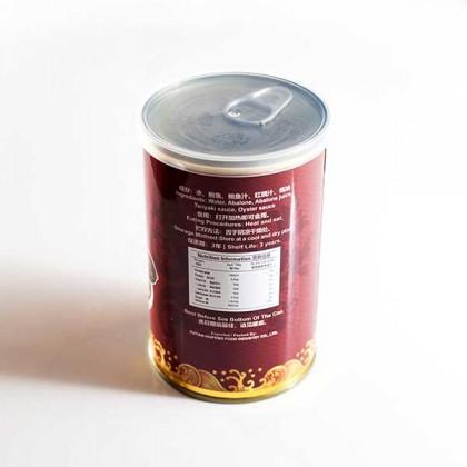 Premium Chile Braised Abalone 金鸡标红烧鲍鱼 (10 heads)