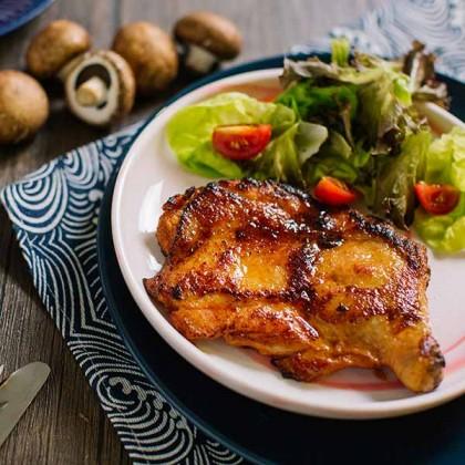 Korean Spiced Chicken Chop 韩式辣鸡趴 (Marinated - 1pc)