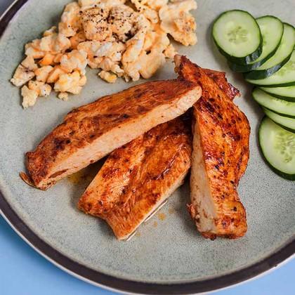Chicken Breast Cajun Spiced 卡津风味鸡胸 200gm±