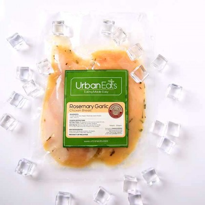 Chicken Breast Rosemary Garlic 蒜蓉迷迭香鸡胸 200gm±