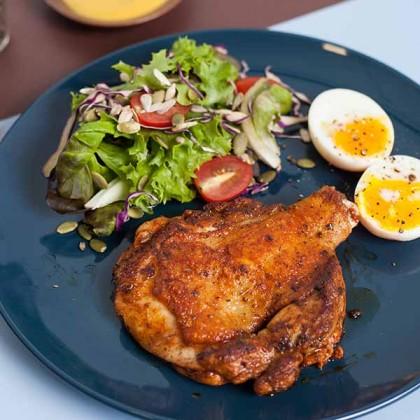 Chicken Chop Cajun Spiced 卡津风味鸡扒  200gm±
