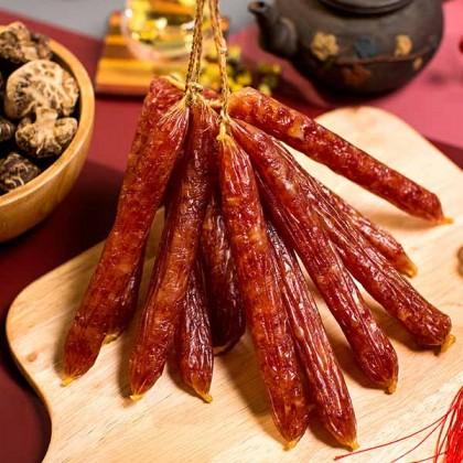 Chinese Sausage 腊肠 (White String /白绳)  (500gm)